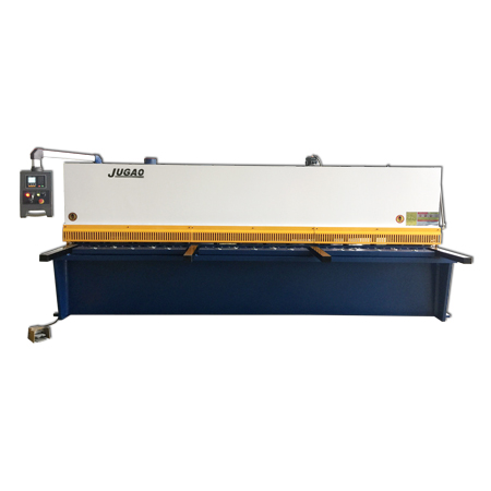 QC12Y Hydraulic guillotine with T10 NC controller( JUGAO BRAND)