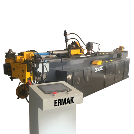 CNC hydraulic pipe bending machine in steel tubes bending