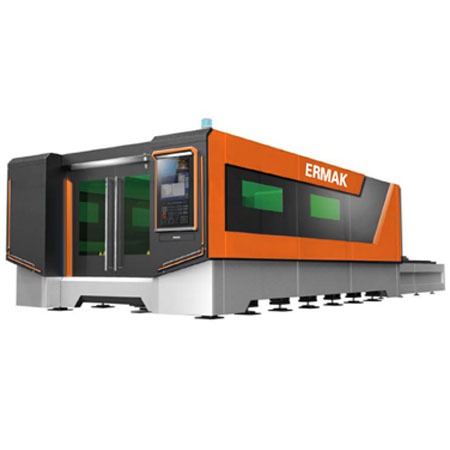 SL-3015FS- 1000W fiber laser cutting machine