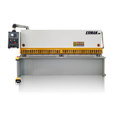 Ermak-sm Hydraulic Swing Beam Shear