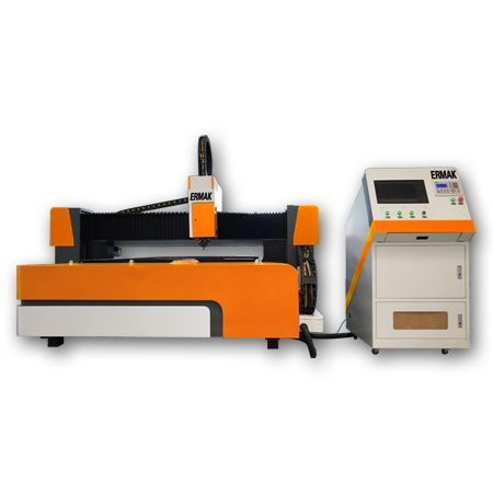Sheet laser cutting machine